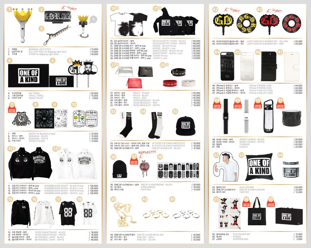 aad5b316f Top 10 Punto Medio Noticias | Twice World Tour Official Merchandise